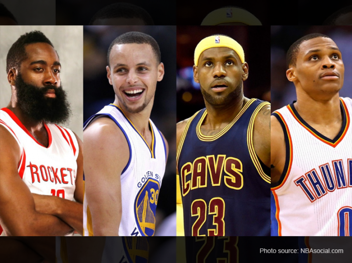 James-Harden-Stephen-Curry-russell-westbrook-lebron-james