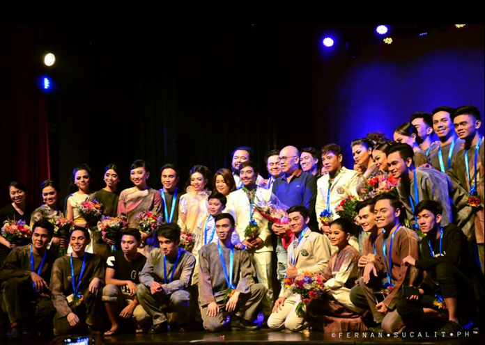 Boy Abunda with the cast of Obra Ni Juan-1