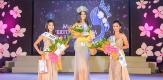 The Winners of Miss Puerto Princesa 2018