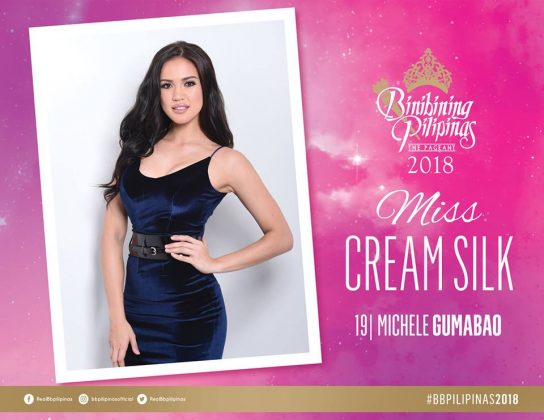 michele gumabao-miss creamsilk