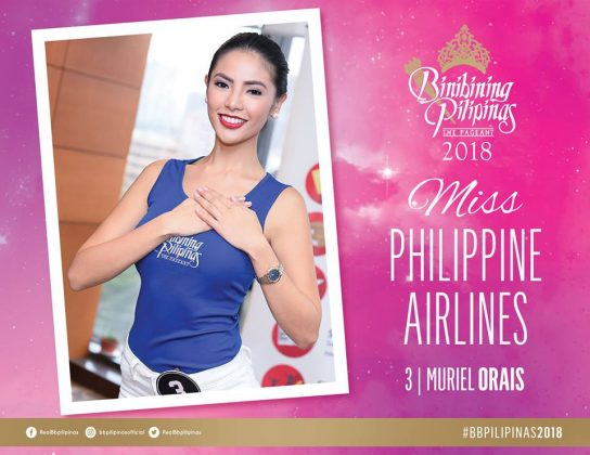 muriel orais-miss philippine airlines