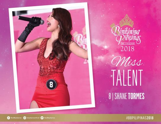 shanes tormes-miss talent