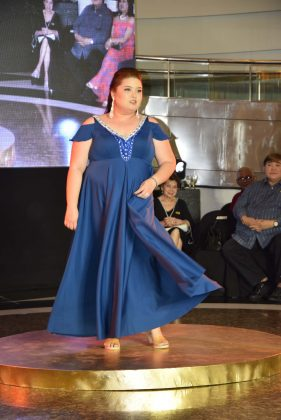 "The ""Fashion for Mayon"" Fashion Show"