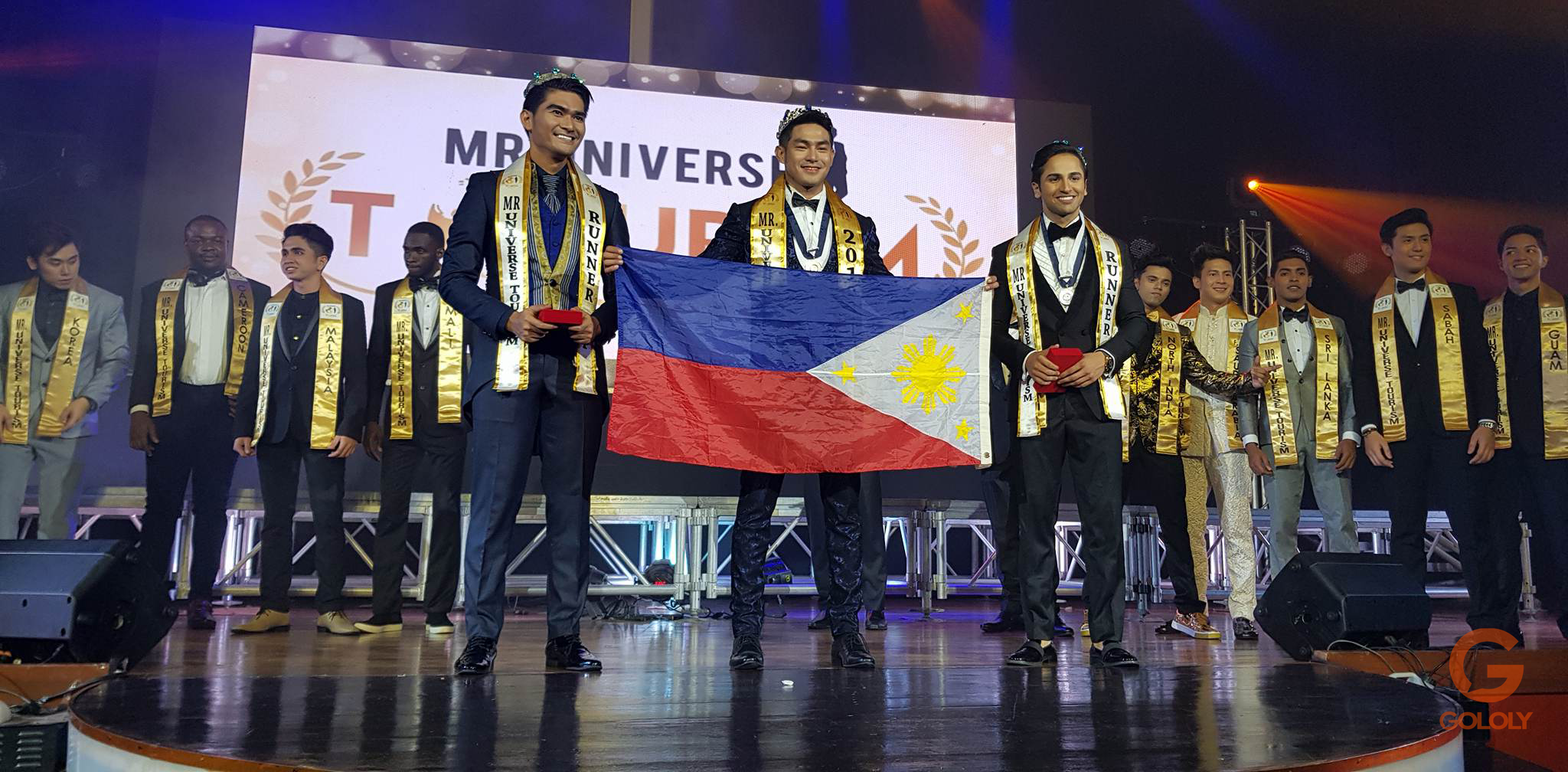 Golden Year of Philippine Male Pageantry