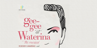 Gee-Gee At Waterina
