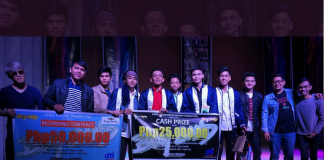 Cebu Young Boyband Winners