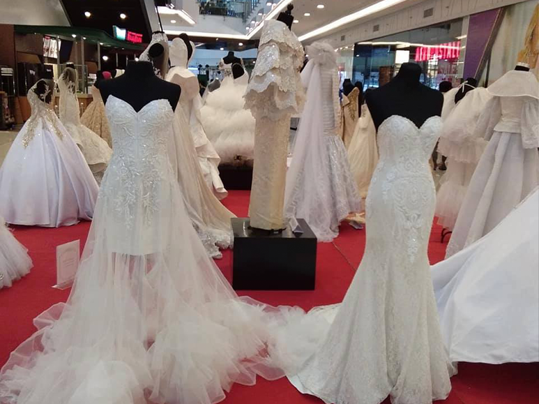 Bridal Gowns Galore