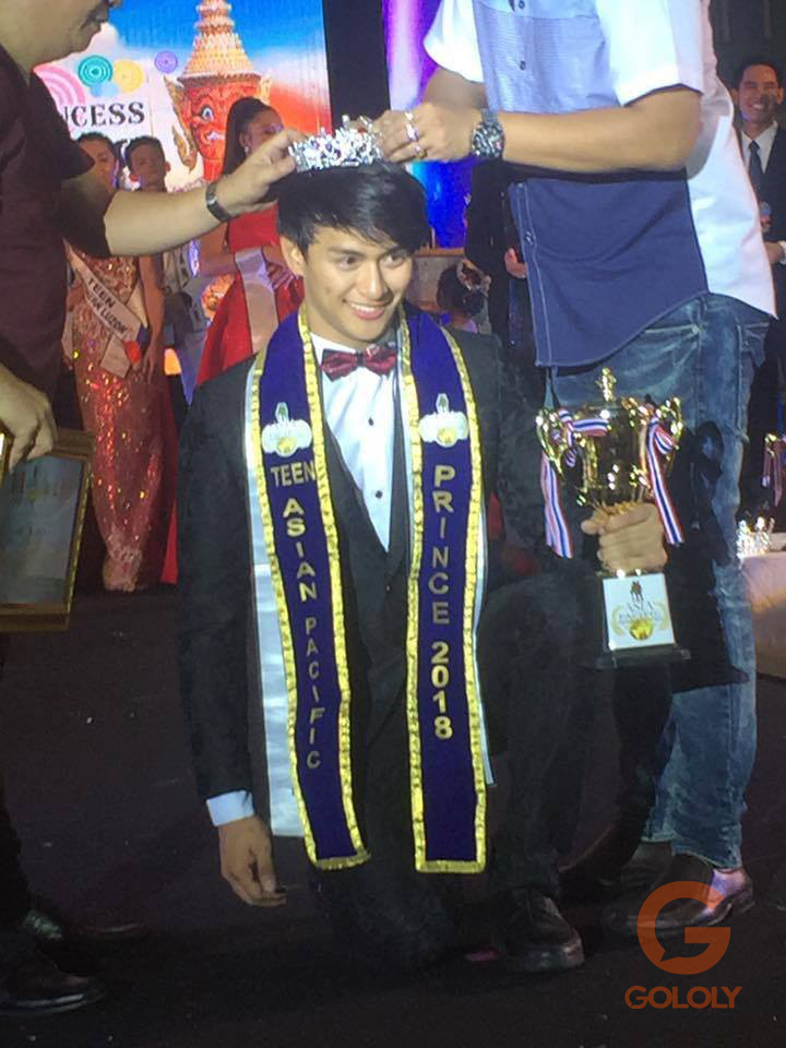 Mr. Teen International
