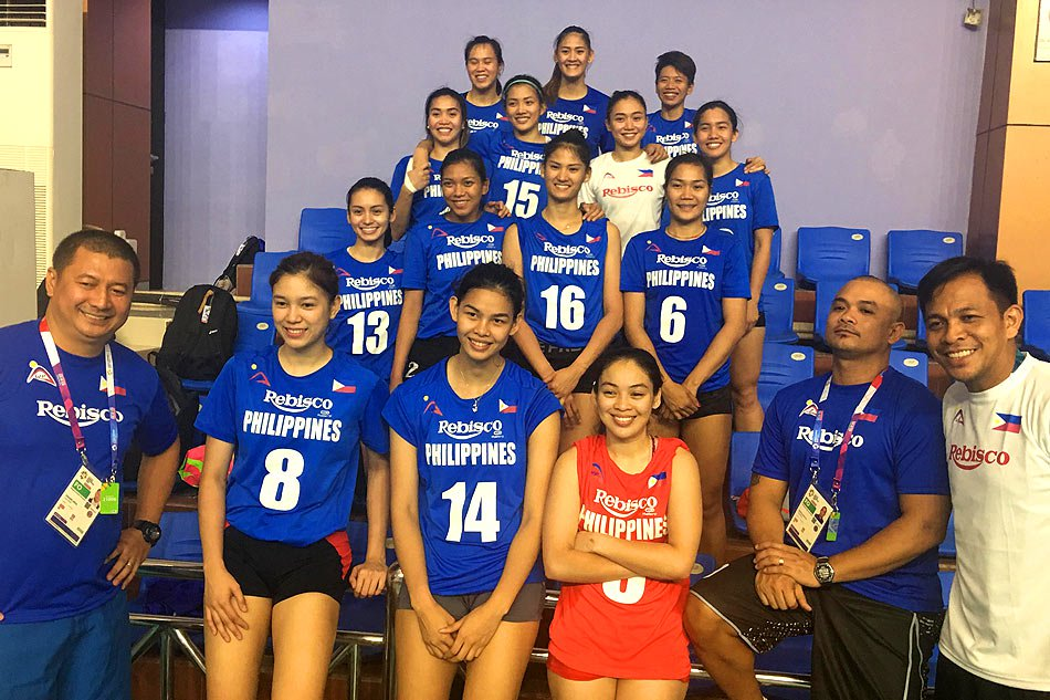 PH Women Volleyball Team