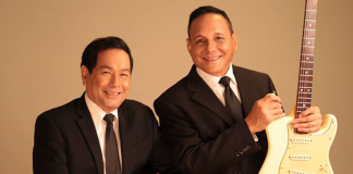 Ronnie Henares and Jojit Paredes