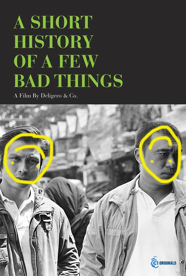 A Short History of Few Bad Things