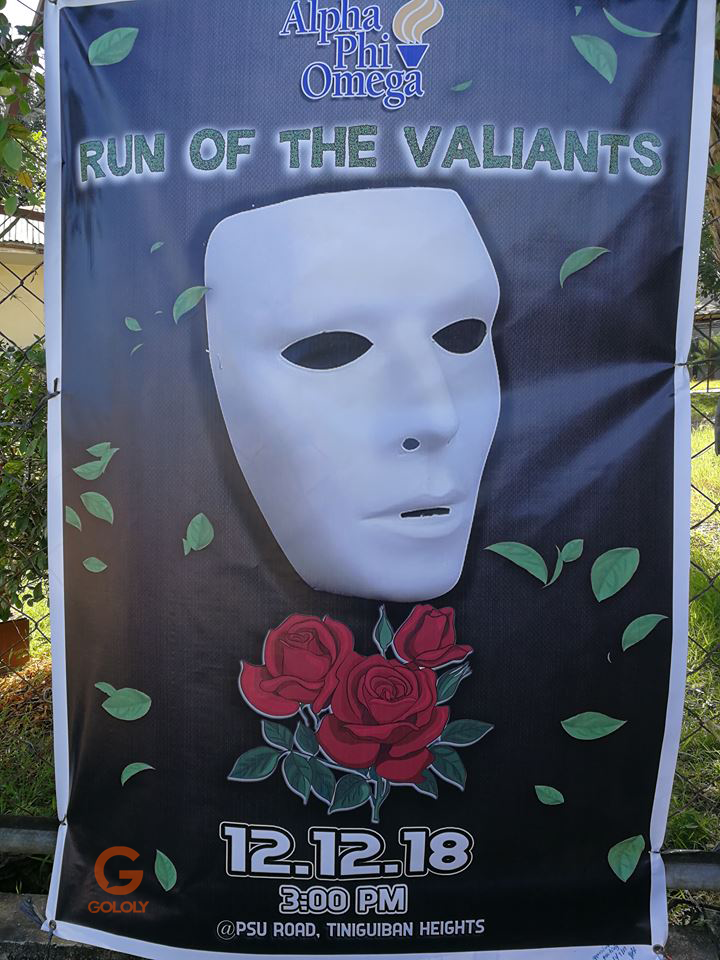 Run of the Valiants