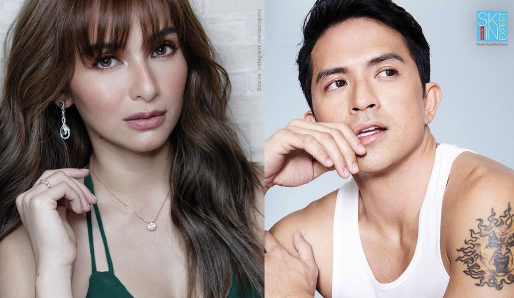 Jennylyn Mercado and Dennis Trillo