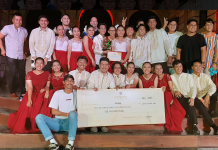 Bataan choirs showcase world-class talent at Las Casas Choral Contest